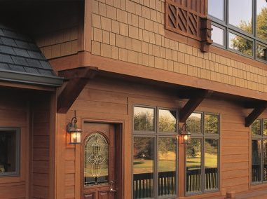 Western Cedar Shingles and Shakes, Cedar wood siding